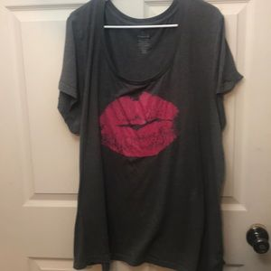 Torrid Lips T-shirt